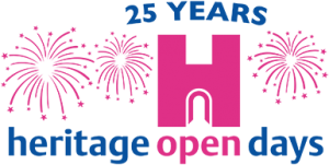 Heritage Open Days wbesite